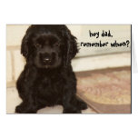 remember when, dad? card
