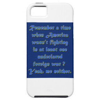 Remember When Foreign Wars iPhone 5 Cover