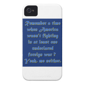 Remember When Foreign Wars iPhone 4 Case