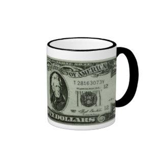 Remember when ringer coffee mug