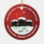 Remember Your Ancestors Ornaments