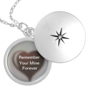 Remember Your Mine Forever Necklace