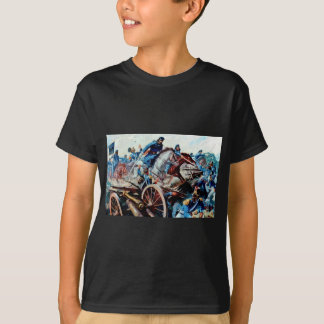 Remember Your Regiment by Hal Stone T-Shirt