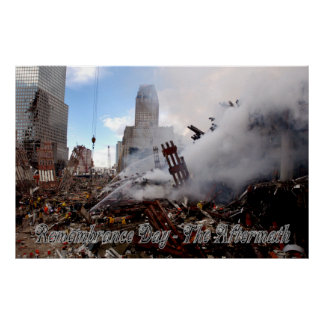 Rememberance Day - The Aftermath Poster