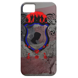 Remembere the fall Viet Nam Heroes iPhone SE/5/5s Case