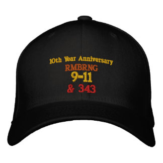Remembering 9-11 baseball cap