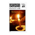 Remembering a Loved One Postage Stamp