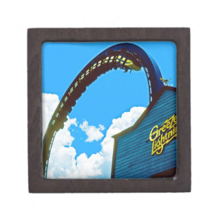 Remembering Astro World Amusement Park Gift Box