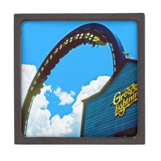 Remembering Astro World Amusement Park Jewelry Box