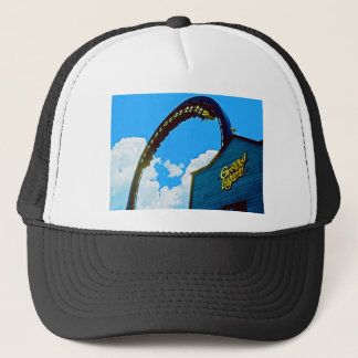 Remembering Astro World Amusement Park Trucker Hat