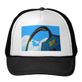 Remembering Astro World Amusement Park Trucker Hat