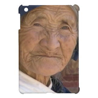 Remembering GRANDMA Chinese Holly HO from Yunnan Case For The iPad Mini