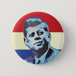 Remembering John F Kennedy Pinback Button