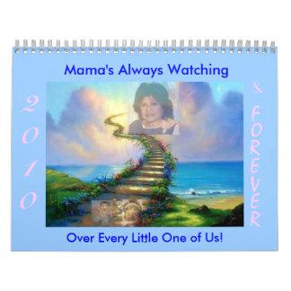 reMembering Mama2 Calendar