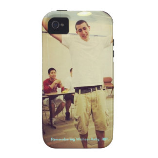 Remembering Michael Kelly. RIP. Case For The iPhone 4