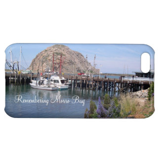 Remembering Morro Bay Phone Cover iPhone 5C Covers