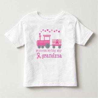 Remembering My Grandma Toddler T-shirt