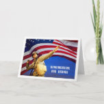 Remembering Our Heroes Military Greeting Cards