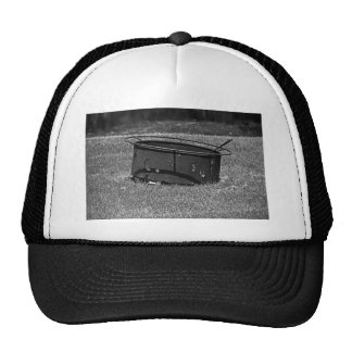 Remembering Our Last Night in bw Trucker Hat