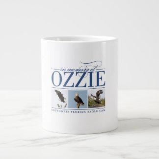 Remembering Ozzie Coffee Mug 20 Oz Large Ceramic Coffee Mug