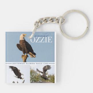 Remembering Ozzie Key Chain (DoubleSided)