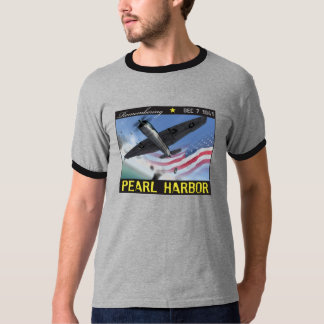 Remembering Pearl Harbor T-Shirt