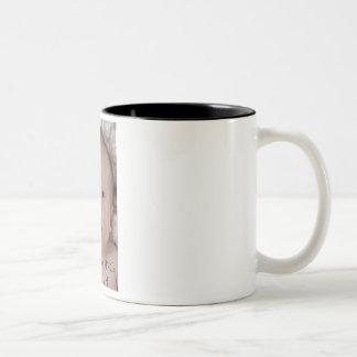 REMEMBERING STEPHEN Two-Tone COFFEE MUG