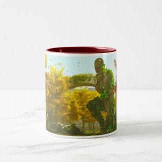 Remembering the Fall, by Joseph Maas Two-Tone Coffee Mug
