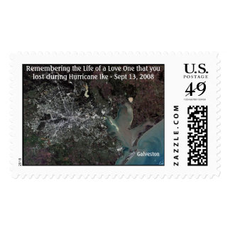 Remembering the Life of a Love One Postage Stamps