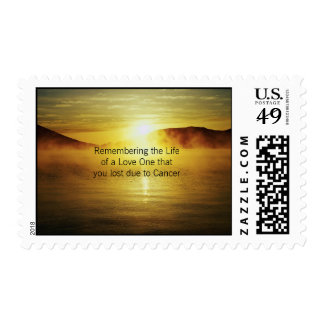 Remembering the Life of a Love One - Postage
