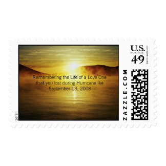 Remembering the Life of a Love One that - Postage