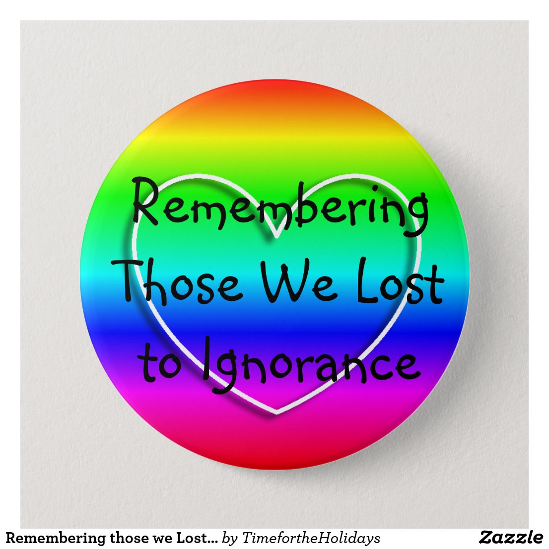 Remembering those we Lost to Ignorance