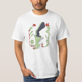 Remembering.Unisex.Ilustración de Marga F. Rosende T-Shirt