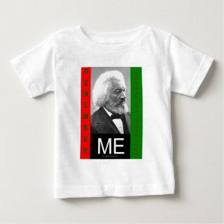 rememberMEfrederickDouglass Baby T-Shirt