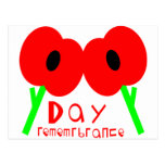 Remembrance Day, Armistice Day or Veterans Day Post Card