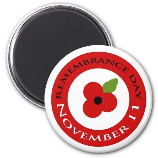 Remembrance Day - Magnet