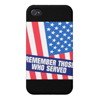 Remembrance Covers For iPhone 4
