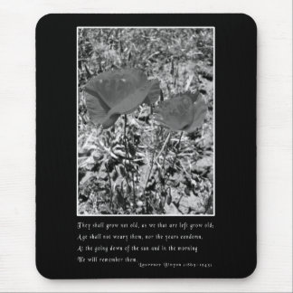 Remembrance Mouse Pad