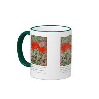 Remembrance Ringer Coffee Mug
