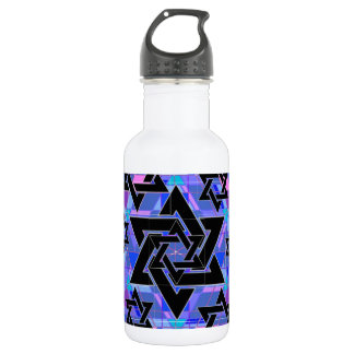 Remembrance of the Holocaust. Stainless Steel Water Bottle