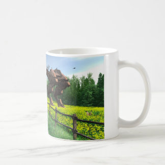 Remembrance of Things Past Classic White Coffee Mug
