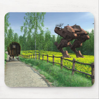 Remembrance of Things Past Mouse Pad