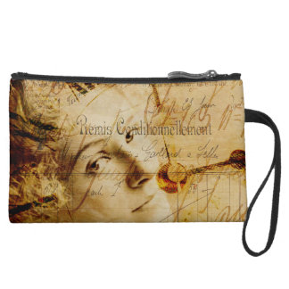 Remembrance of Times Past Wristlet