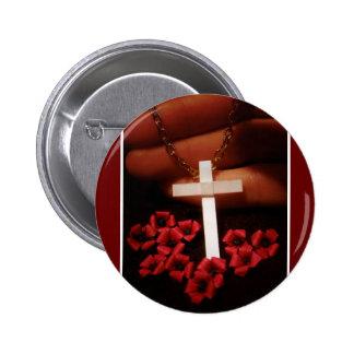Remembrance Pinback Button