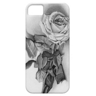 Remembrance Rose iphone 5 case