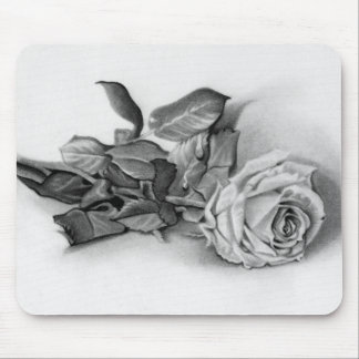 Remembrance Rose Mousepad