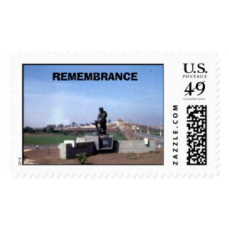 Remembrance-Tiec Thuong, REMEMBRANCE Postage Stamp