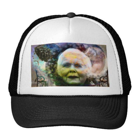 REMENISCE ~ THE MAGIC OF FULL CIRCLE.jpg Trucker Hat