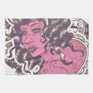 REMEZCLE a la señora rosada toallas