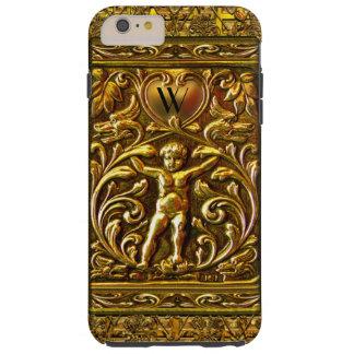 Remiel Cherub Monogram Plus Tough iPhone 6 Plus Case